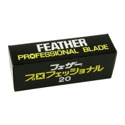 Feather Professional Barberblade (20 stk)