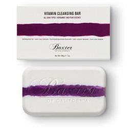 Baxter of California Cleansing Bar Bergamot / Pear