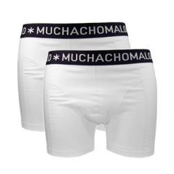 MuchachoMalo Boxershorts - 2-pak (Hvid)