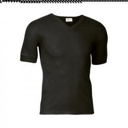 JBS V-Neck T-shirt (Sort)