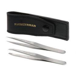 TweezerMan Petite Tweezer Set