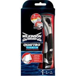 Køb Wilkinson Sword Quattro Titanium Precision (Skraber) - 99,-