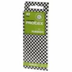Protex Ribbed Kondomer (10 stk)