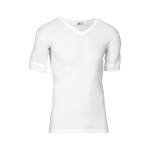 JBS V-Neck T-shirt (Hvid)