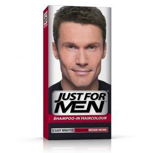 Just For Men Hårfarve (Medium Brown)