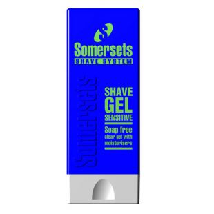Somersets Extra Sensitive Shaving Gel (200 ml)