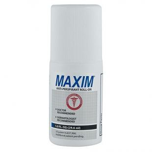 Maxim Antiperspirant Deodorant (Roll-On)