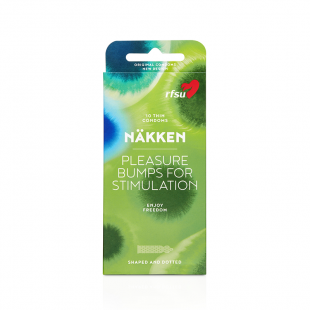 RFSU Näkken Kondomer (10 stk)