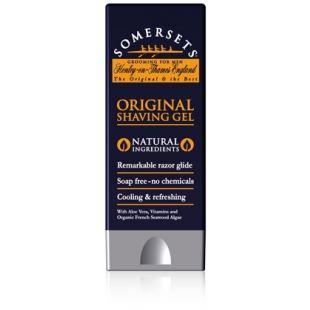 Somersets Shave Gel - Original (200 ml.)