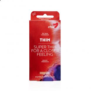 RFSU Thin Kondomer (10 stk)