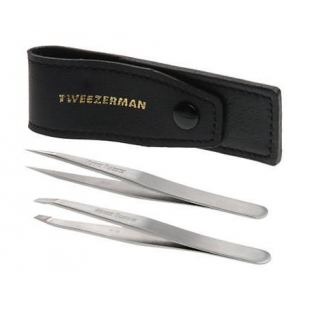 TweezerMan Petite Tweezer Set