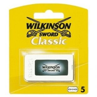 Wilkinson Sword Double Edge Barberblade (10-pak)