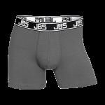 JBS 1-Pack Boxershorts (Mørkegrå)
