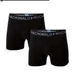 MuchachoMalo 2-Pack Boxershorts (Sort)