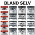 Renati Bland Selv (3 stk)