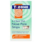 T-Zone Nose Pore Strips (6 stk)